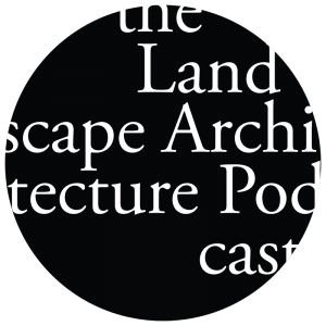 The Landscape Architecture Podcast Logo